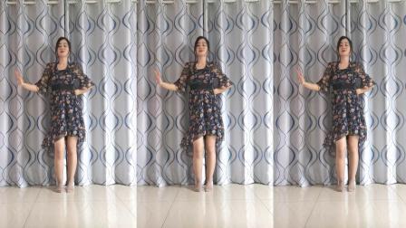 柔美动人的舞蹈送给大家 今天的你还好吗?愿你开心每一天