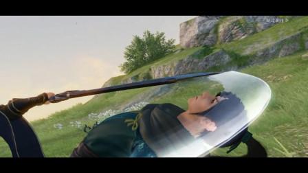 《天涯明月刀手游》1游戏初体验 我被画面震撼了