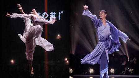 等了168个小时,华宵一和罗昱文,一姿一态展中国舞最美身韵!