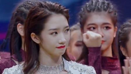 孟美岐荣获最佳作品奖,现场发表获奖感言 蒙面舞王 20201018