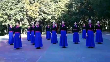 大兴区旧宫旺兴湖公园晨练队