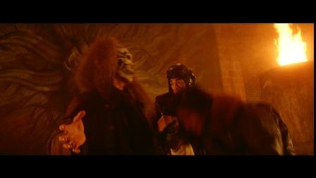 冒险王:洪洪星星变成怪物,冒险王不管怎么样,都无法伤害到他!