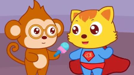 猫小帅:超人穿的这么厚,要怎么上厕所呢