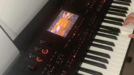 电子琴 Beyond《喜欢你》骆铁。美得理A2000(2020年10月18日)