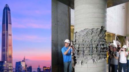 100多层的高楼,承重柱为什么不会被压坏?工程师说出!