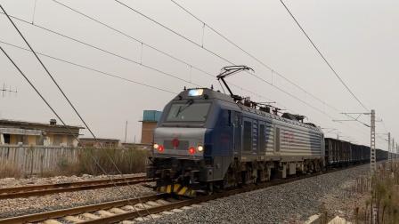 [符夹线]电力29508通过(徐州北—阜阳北)
