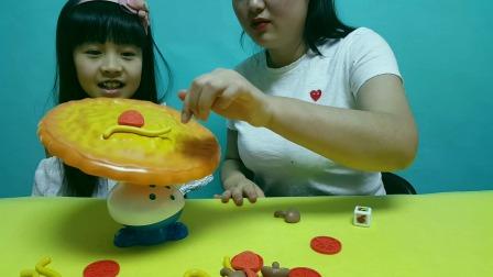 少儿玩具:厨师长做的超大披萨饼