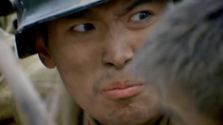 独狼:两个日军打扫战场,竟还悠闲的唱歌,直接被我军两枪解决了