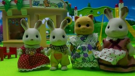 少儿玩具:蛋糕店的生意变好了