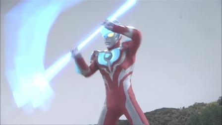 银河:泰罗终于明白银河从何而来,奉上力量给银河