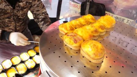 培根面包的N种做法,都暗藏着小鲜肉~