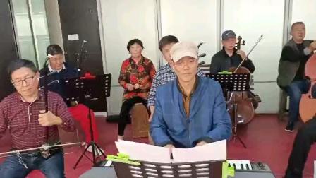 重阳乐赴江宁区汇演排练视频《瑶族舞曲》缩简版