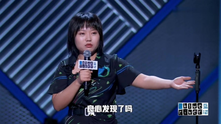 脱口秀大会:李雪琴这个剧情反转的故事,张萌直接发出进剧组邀请,厉害