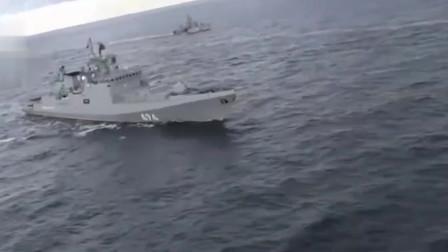 """印成功试射舰载版""""布拉莫斯"""",国防部:海军将""""不可战胜"""""""