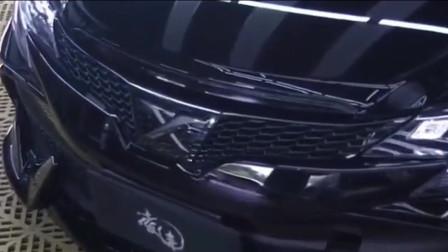 你知道为什么锐志的车有两种标志吗, 还是这个标有感觉