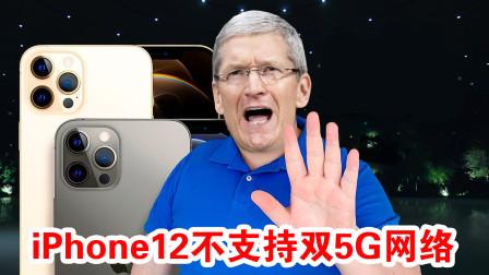 iPhone12不支持双5G网络?