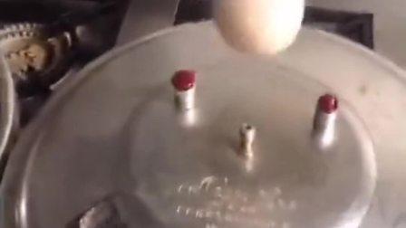 蒸汽煮鸡蛋,这得要多长时间鸡蛋才能熟啊