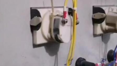 大家看这合格不?用多长时间?自耦降压启动柜#电工 #装修 #工地 #水电 #维修 #电工接线 #电工知识