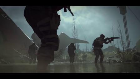 《使命召唤:现代战争》万圣节预告