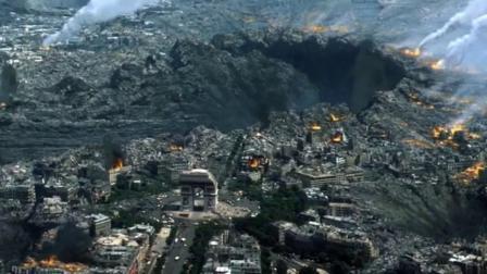 小行星撞击地球,估计不止是生命,一切都将尘归尘!