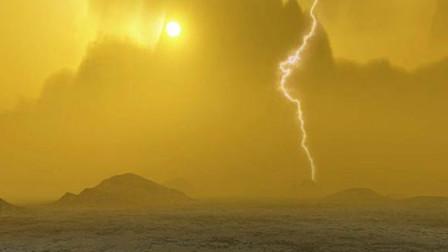 金星50公里高空处发现罕见物质,科学家认为或与微生物活动有关