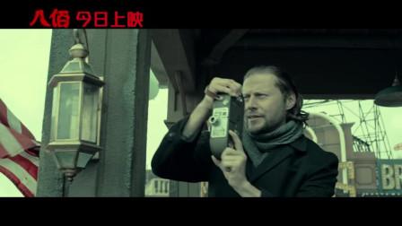 《八佰》今日上映 预告聚焦残酷战场下每一个平凡战士的面孔和牺牲