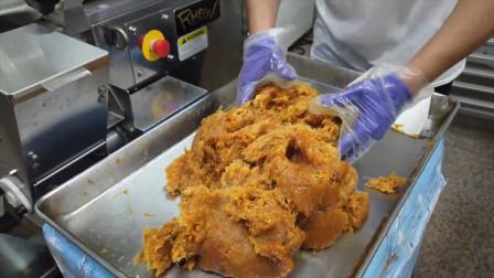 台湾著名的凤梨酥,原来是这样做的!好好玩