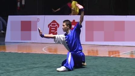 2005年全国武术套路冠军赛传统项目比赛 男子拳术 040