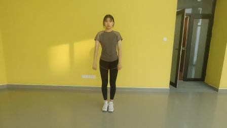 瘦全身:不跑不跳,每天这样走步100个,腿变细,背变直