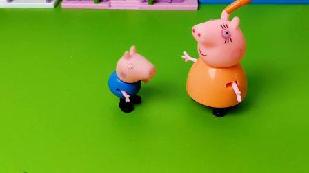 好多的猪妈妈,乔治能分的出来吗