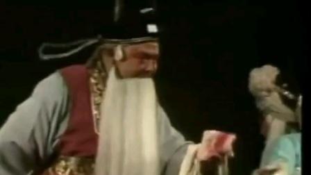 """曲剧《血染玉璧书》""""侯霸接过血衣看""""选段曲剧泰斗马骐演唱(1987年河南省电视台录制)"""