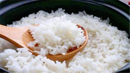 蒸米饭别只用水了,老厨师教我一招,米饭蒸的松软好吃,粒粒分明