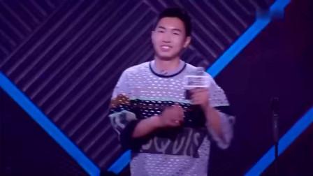 脱口秀:冠军之战杨蒙恩:打了码的脱口秀还是脱口秀吗?