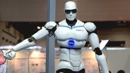 最先进的AI机器人,国产机器人太牛了