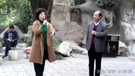洛阳景连生 周玲二位老师演唱的豫剧《朝阳沟》(双上山)