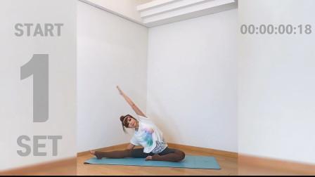 郑多燕家庭健身8:肩部伸展运动(排除腋下毒素)