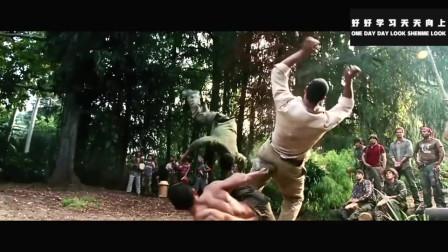 这才叫动作猛片 拳拳到肉 腿腿入骨 招招凶狠 打斗场面精彩绝伦