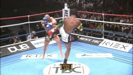燃!泰拳王子播求生涯KO合集,世界各国高手被他虐了遍
