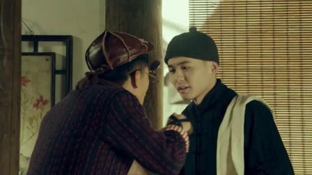 义海:小伙好机智,声东击西,就这么明目张胆的躲进了客人的房间