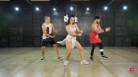 有氧健身舞蹈 很棒有节奏步伐