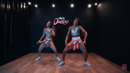 两大美女有氧健身舞蹈高手展示