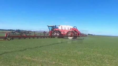 农药喷洒机农药喷洒后收起40米机械臂