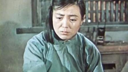 党的女儿:女子哀叹跟红军战士做夫妻连一句爱情话都没有,很辛苦
