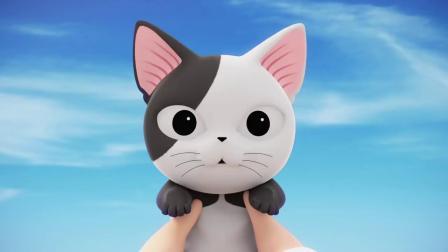甜甜私房猫:可奇,你害怕吗