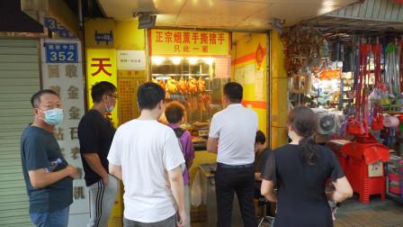 别看它只是一间小小的斩料店,但有很多人是专门跨区来这儿吃的!