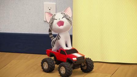 甜甜私房猫:哇,超级好玩的游戏哦