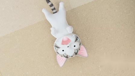 甜甜私房猫:小猫咪,你真棒!
