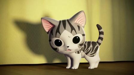 甜甜私房猫:影子的游戏,非常的好玩哦