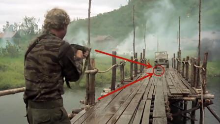 经典越战大片 一个小小的包裹 炸毁一座桥