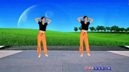 热歌DJ《两个世界》动感时尚健身舞好看好学嗨爆了